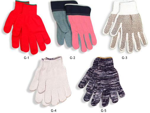 Marine supplies - Fishing gloves