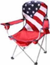 Flag Chair,Pattern Chair,Camping Chair