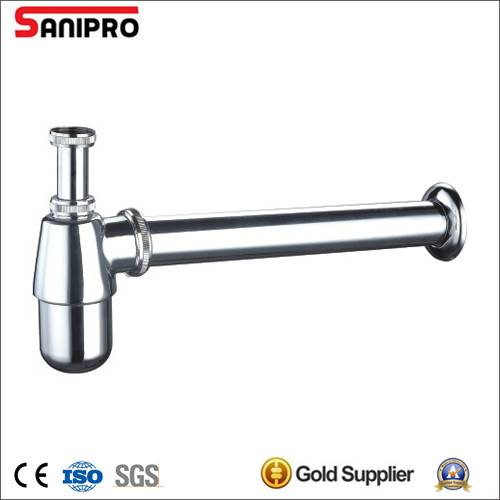 1 1/2'' Brass Siphon with chrome plated