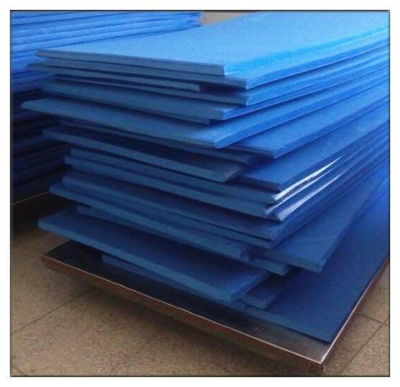 Closslinked EVA PE Foam Sheet for Shockproof for Construction