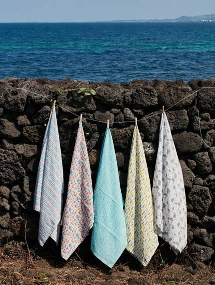Gauze Blanket [model name : Gandrang Blanket]