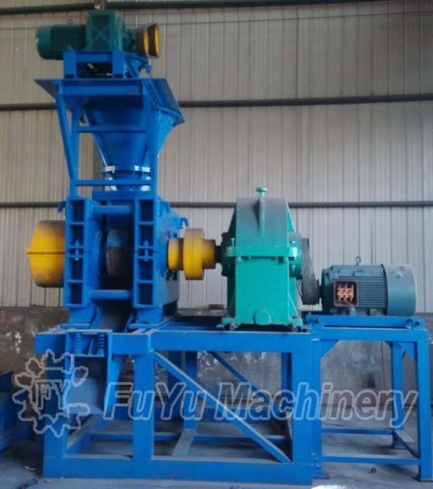 Big capacity high pressure briquette machine