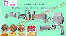 Corn Flakes /Breakfast Cereal Production Line