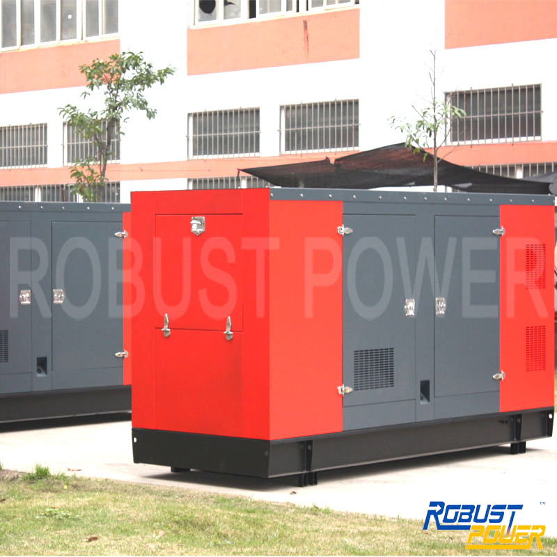 Industrial Diesel Generating Sets of Doosan