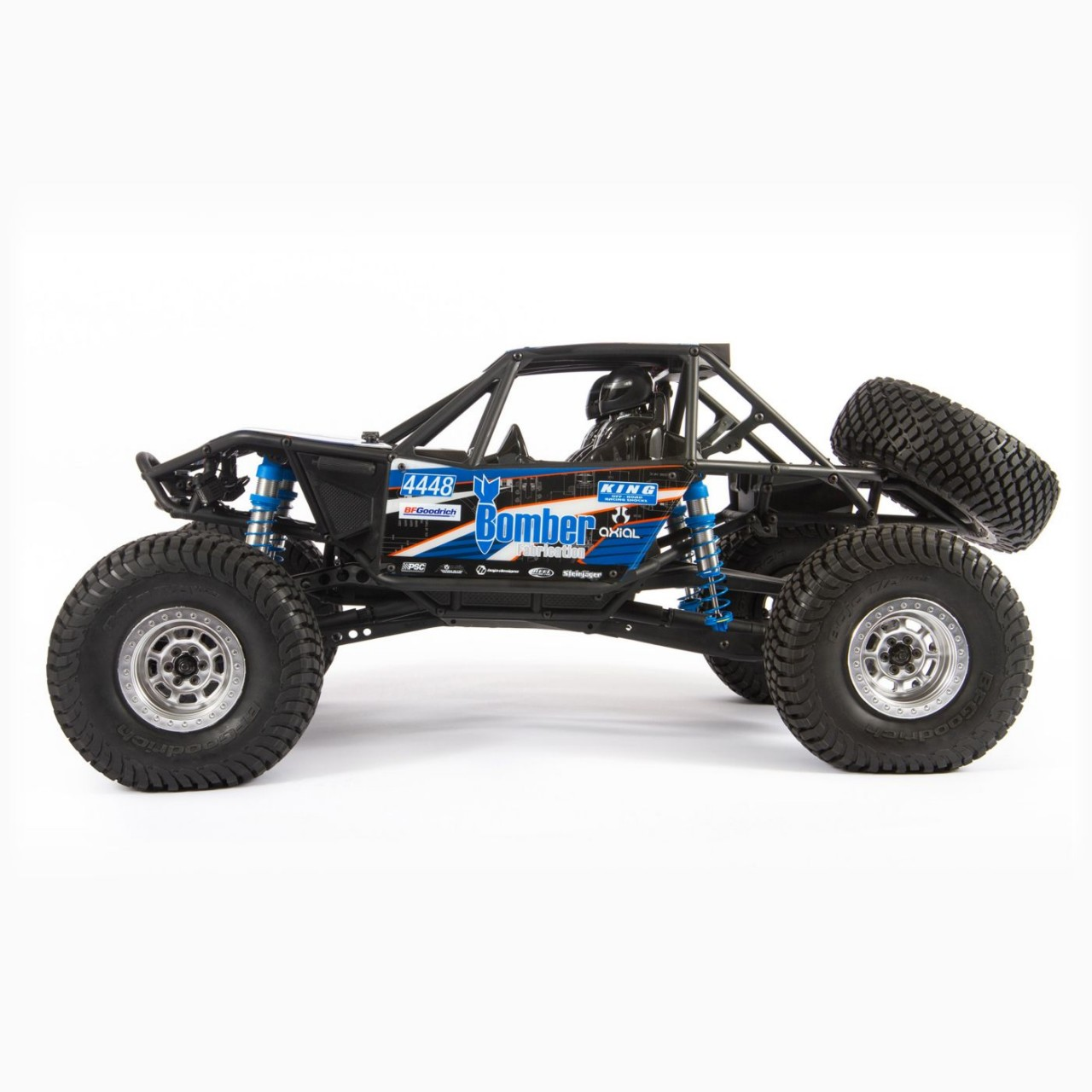 Axial 1/10 RR10 Bomber 4WD Rock Racer RTR, Slawson AXI03016T1