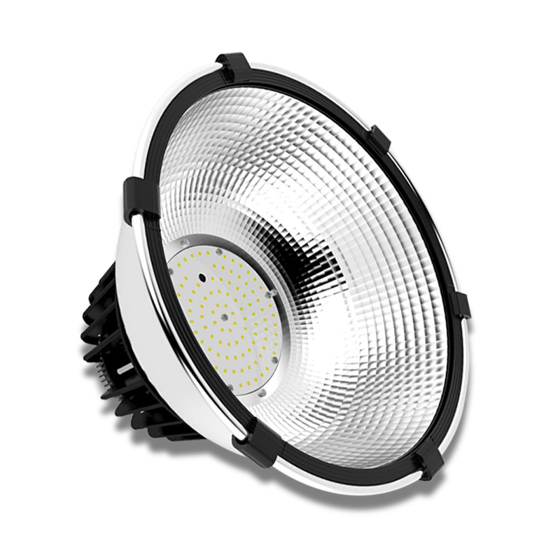 Aluminum 100W led high bay light housing manufacturer