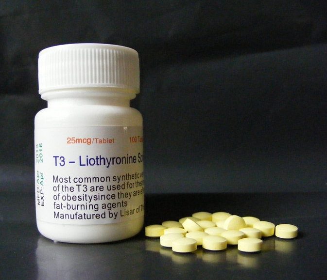 T3(T3-liothyronine sodium) for bodybuilding and fitness