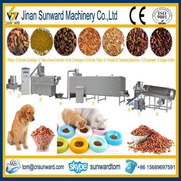 Dry Cat Food Making Machine