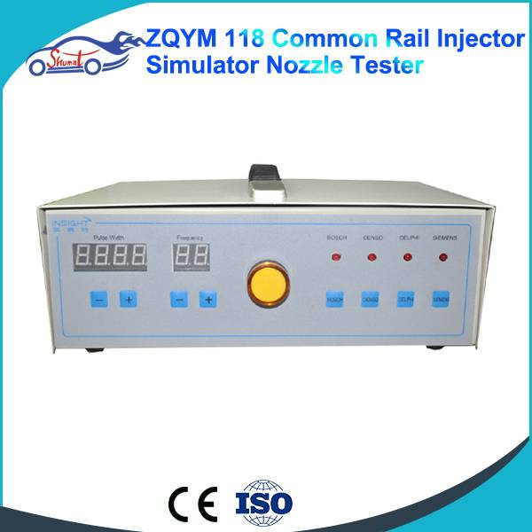 Diesel Common Rail fuel system injector tester simulator ZQYM 118