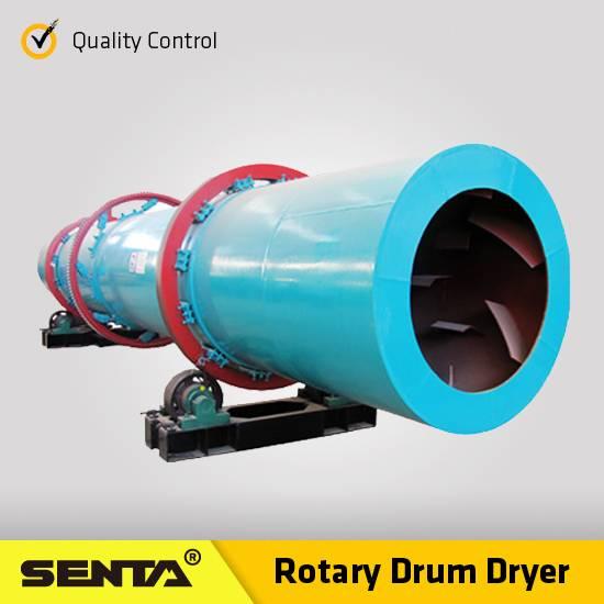 Rotary drum scrubber gold separator screen sand washer machine