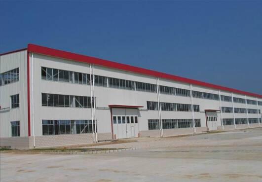 Pre-Engineered Light Steel Structure Special Workshop