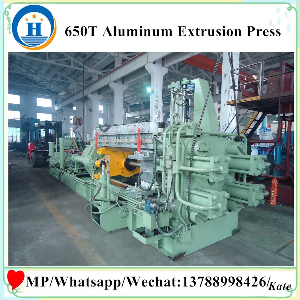aluminum extrusion profile machine aluminum profile line