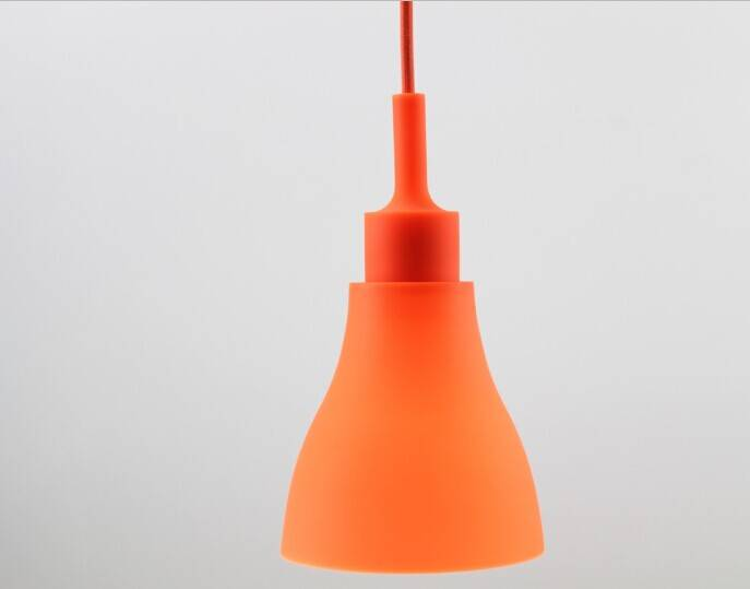 Slicon pendant lamp$3.50