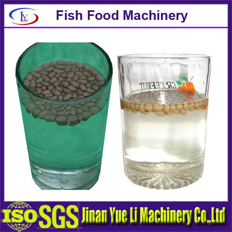 Automatic Fish Food Machine/Floating and Sinking Fish Food Machines/Fish Feed Processing Machines