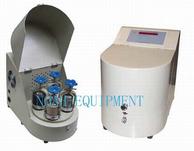 NQM20 planetary ball mill