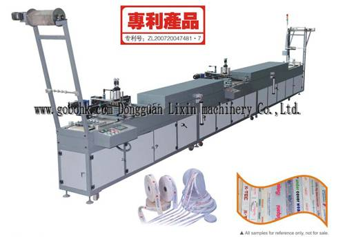 Hot Selling 4 Color 3D Screen Printing Machine