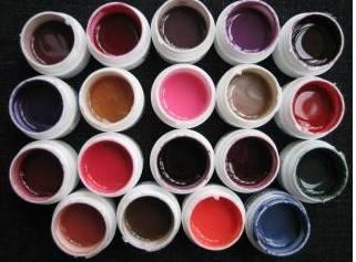 Colors Soak off Nail Art UV Gel Polish
