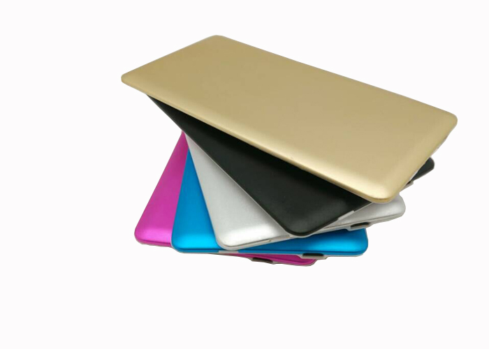 Stylish portable powerbank 3000mah Li- Polymer Battery ul listed power bank