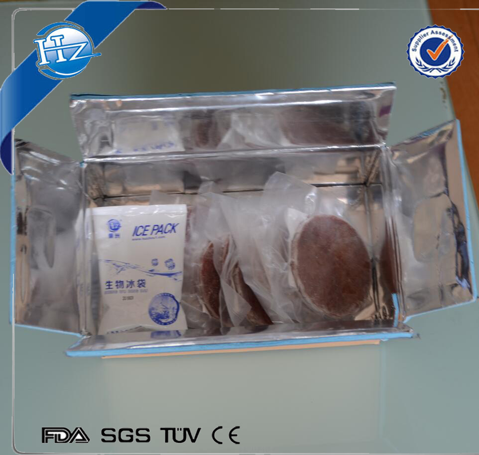 disposable foam food container shipping box