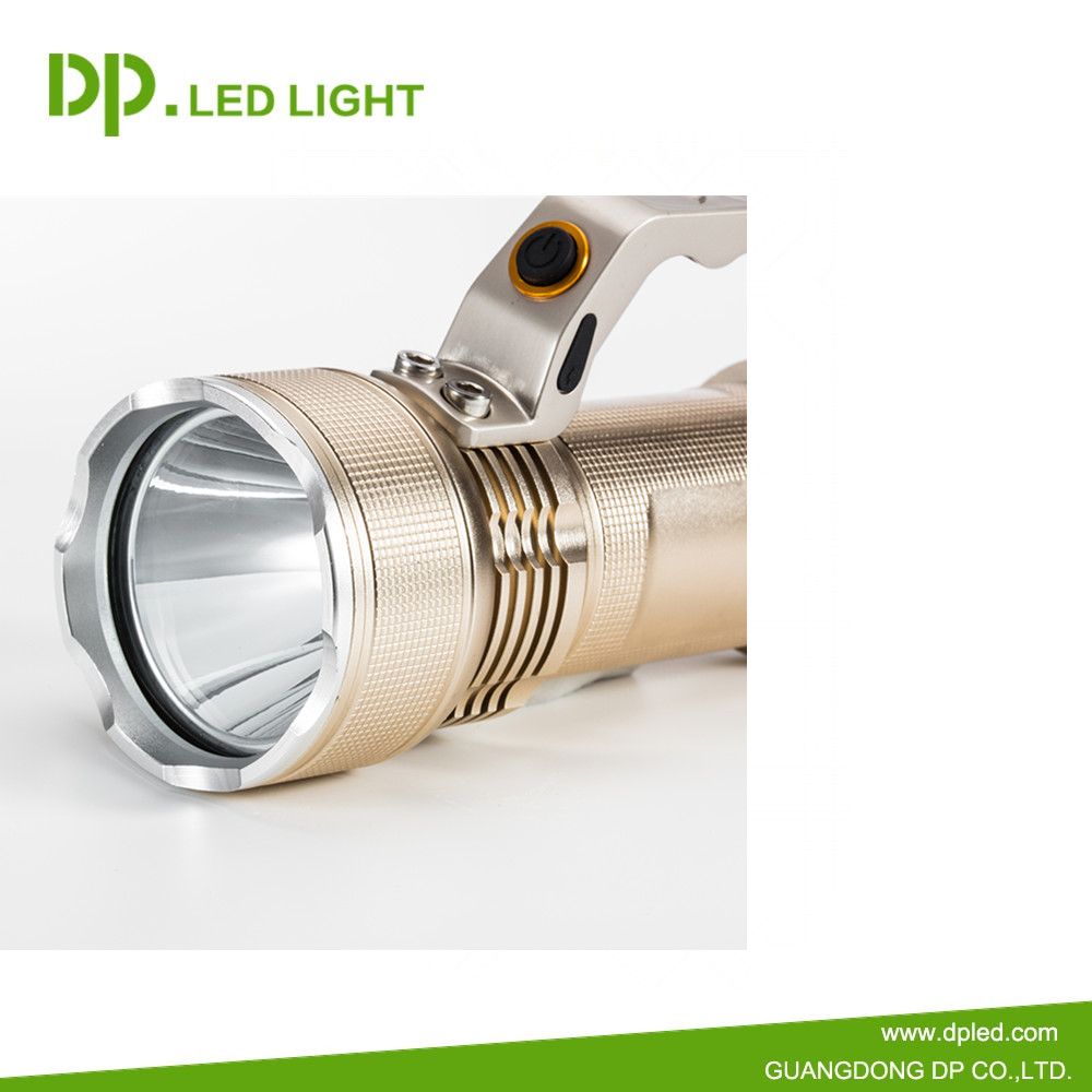 Guangdong DP rechargeable led flashlights