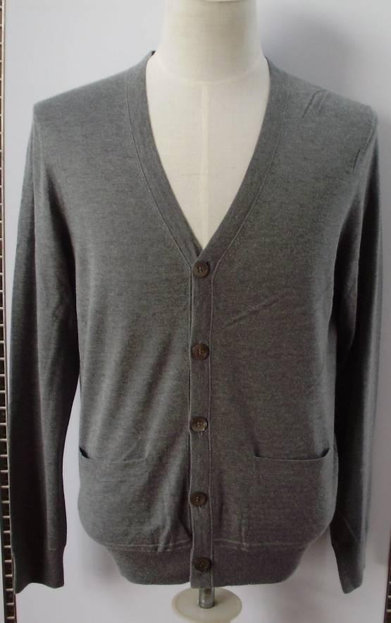 Cashmere Sweater,Cashmere cardigan,  Mens' Cashmere Sweater