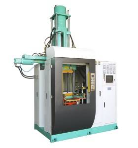 """VI-IO Series Vertical """"all-in-out"""" Silicone/Synthetic Rubber Injection Machine"""