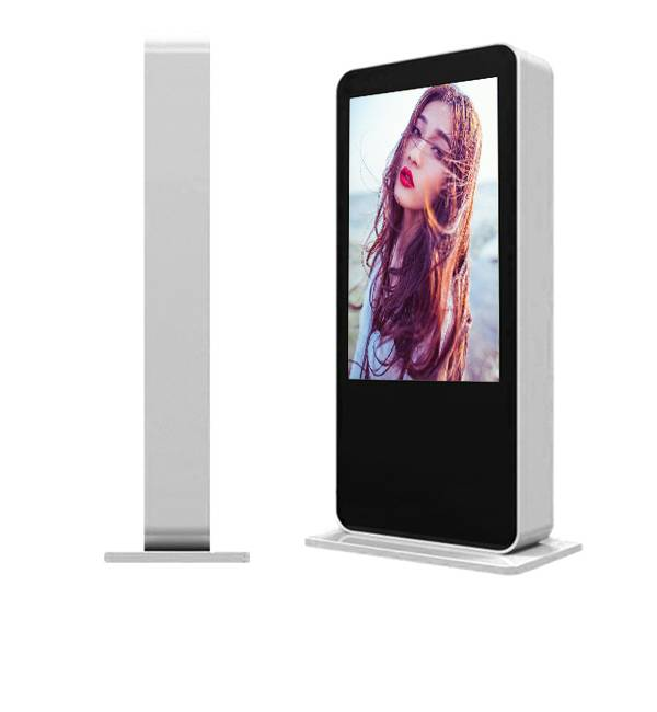 Floor Standing LCD Android Digital Advertising Player