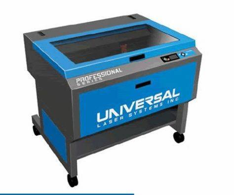PLS Series CO2 Laser Engraving Machine For Clothes