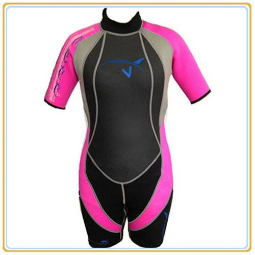 Neoprene Sexy Surfing Wetsuits for Women