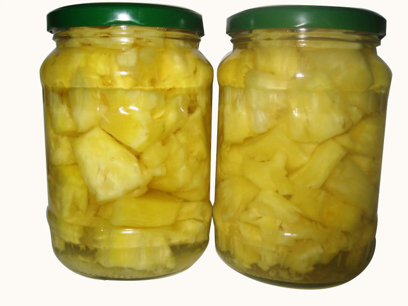 Pineapple Pieces Canned