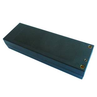 RC Car Battery Pack 2S2P 7.4V 6000mAh 70C