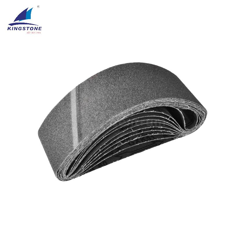Silicon Carbide Abrasive Sand Belt