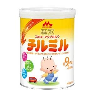 Morinaga milk powder chiruchiru from Japan