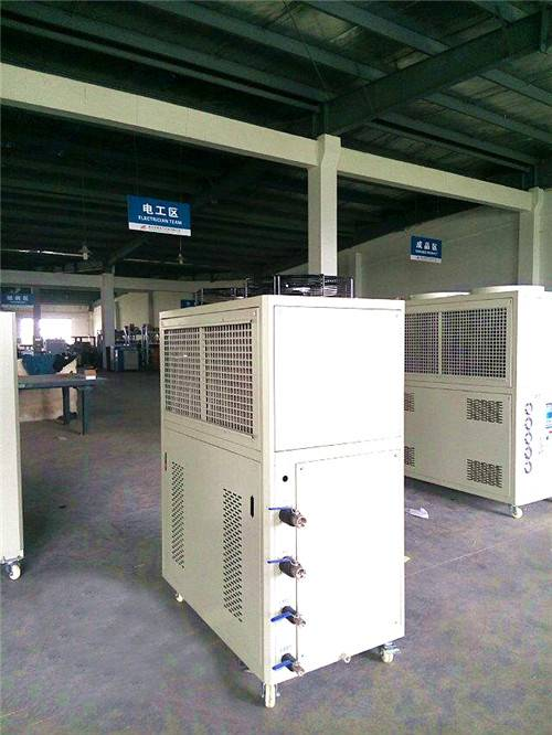 air cooled chiller