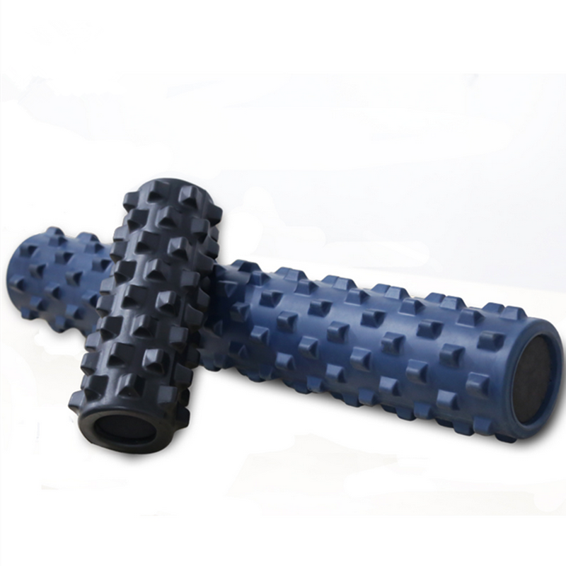 Private Label Exercise Rubber Foam Roller