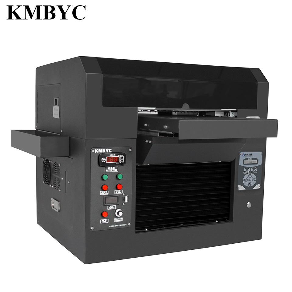 BYC168-3 uv led digital inkjet printer uv printing machine