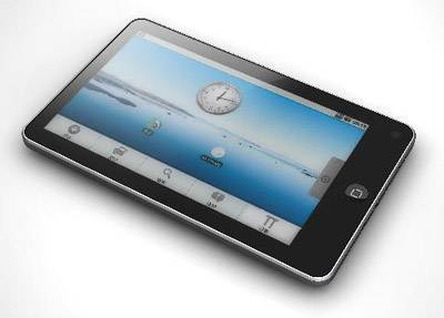 "Apad Google Android 7"" Netbook Tablet PC"