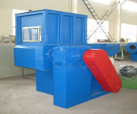 DPC-630 Plastic pipe crusher