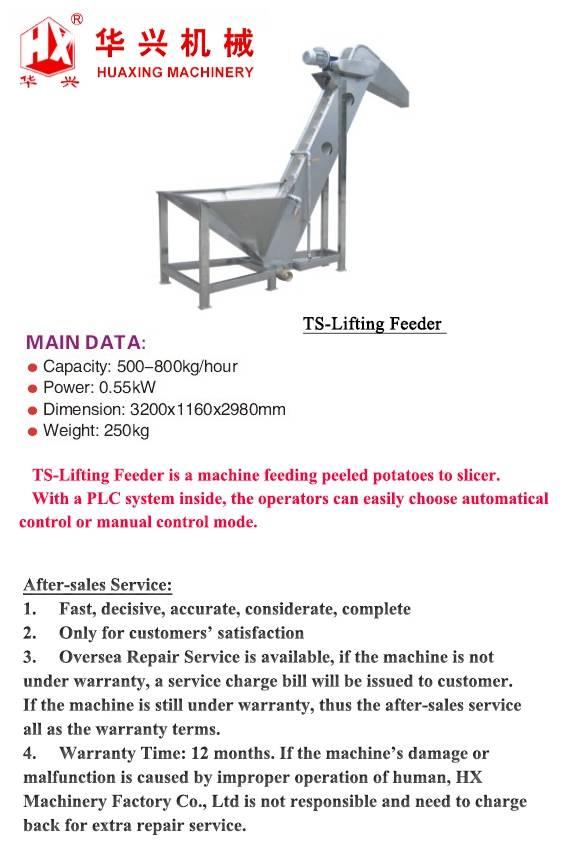 TS-Lifing Feeder