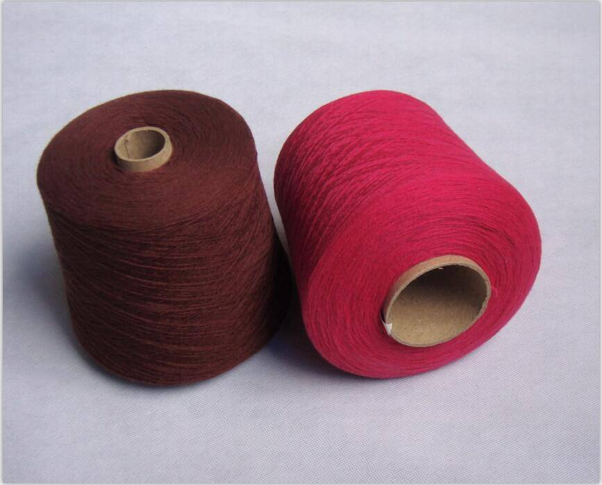 3/68NM 50%Cashmere 50%Mercerized Wool (16.5um) Yarn