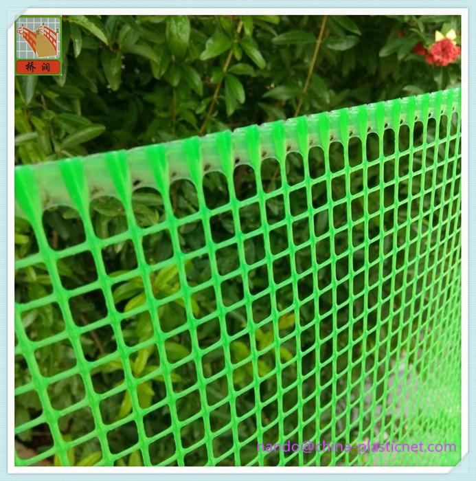 Horticulture & Gardening - Garden Mesh / Plastic Netting Fence, Plastic Garden Fence, Extrude Plasti
