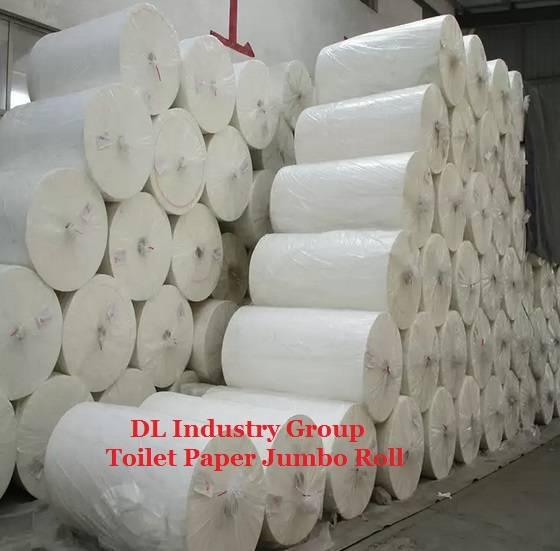 toilet tissue jumbo roll