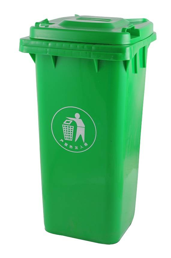 Hot sale durable cheap HDPE plastic dustbin