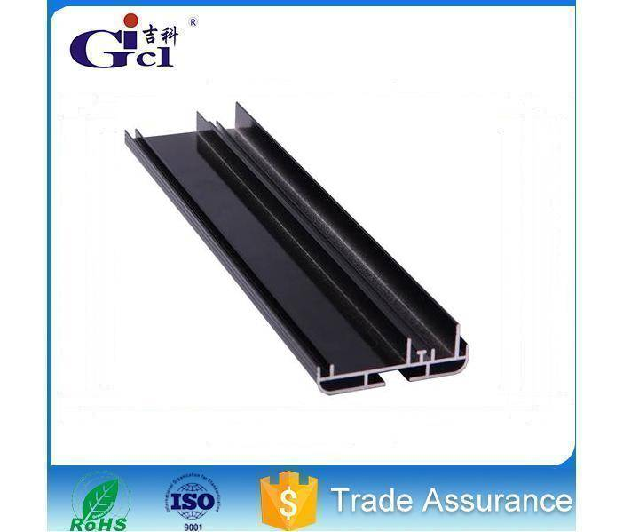 Gicl 5015 Powder coating Extruded aluminium frame profile for LED display screen