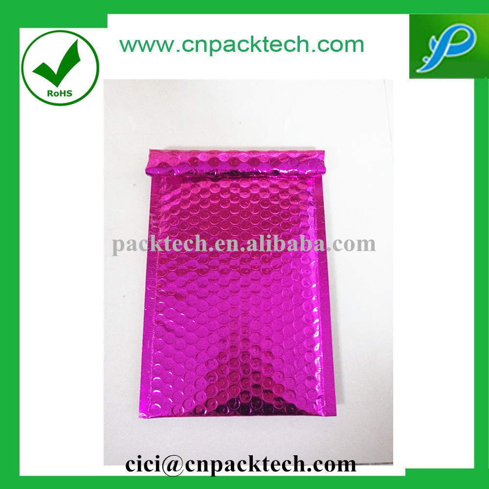Padded Mailer Rigid Mailer FOR Wholesale Metallic Bubble Mailer