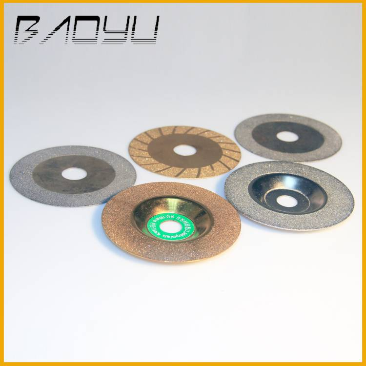 Diamond Electroplated Grinding Disc