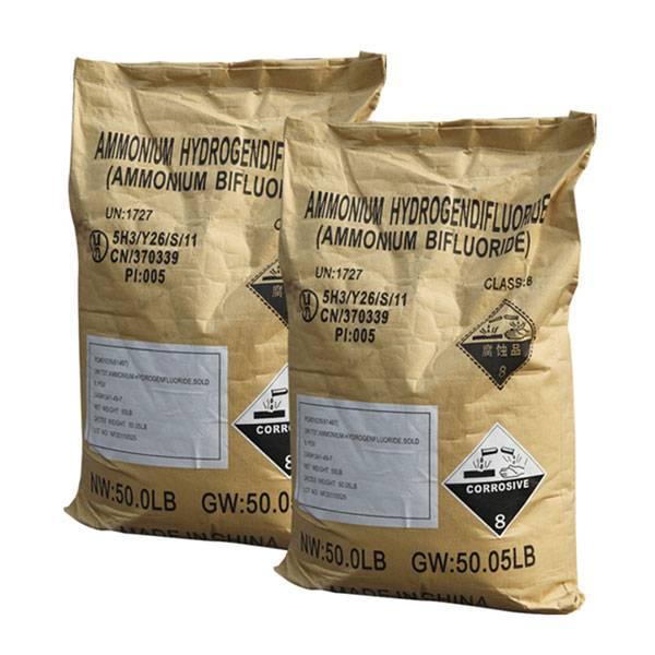 Ammonium Bifluoride price