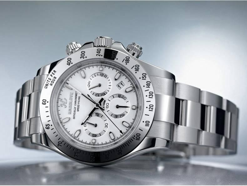 Handlove 6701 Speed Racing watch