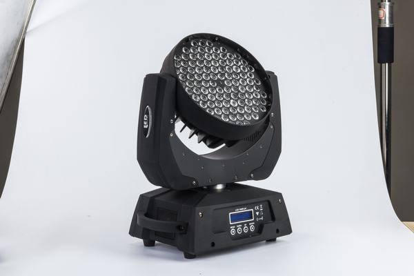 LED MOVING HEAD WASH 108*3W RGBW