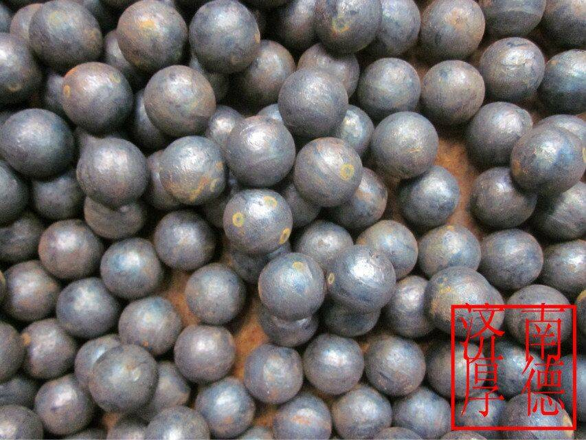 100mm forged steel grinding media ball for ball mill